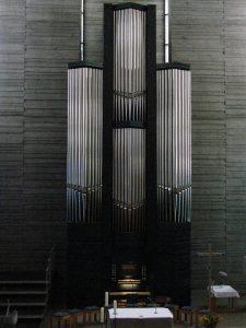 Seifert-Orgel  Kirche St. Johannes der Täufer Schramberg-Tennenbronn